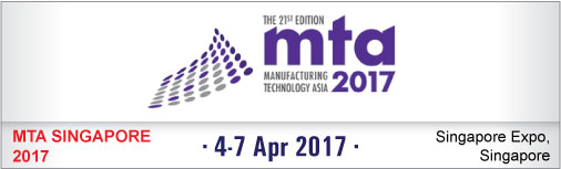 Manufacturing Technology Asia 2017